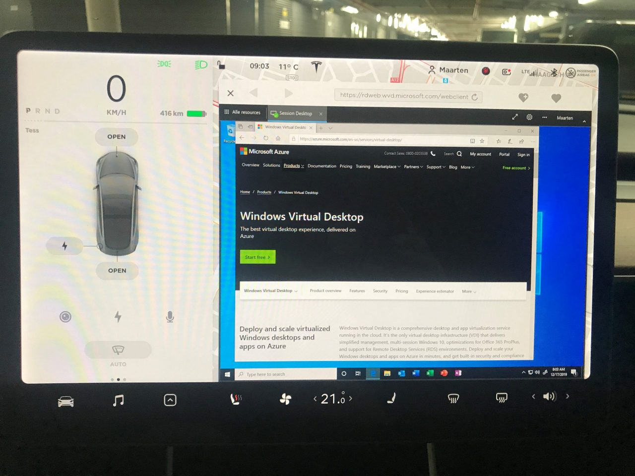 Windows Virtual Desktop, WVD